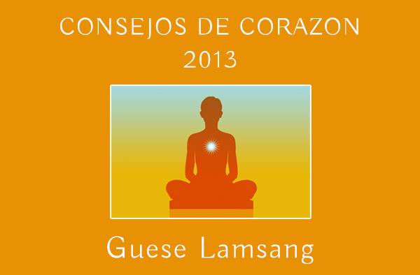 CONSEJOS DE CORAZON 2013