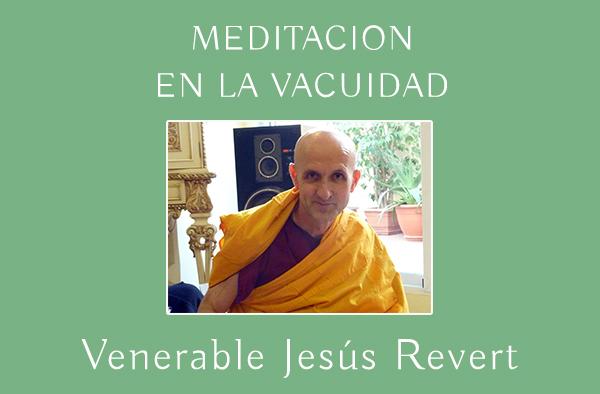MEDITACION EN LA VACUIDAD