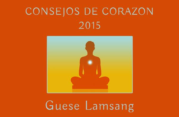 CONSEJOS DE CORAZON 2015