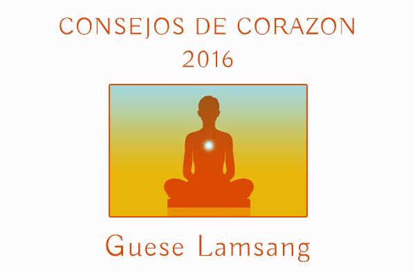 CONSEJOS DE CORAZON 2016