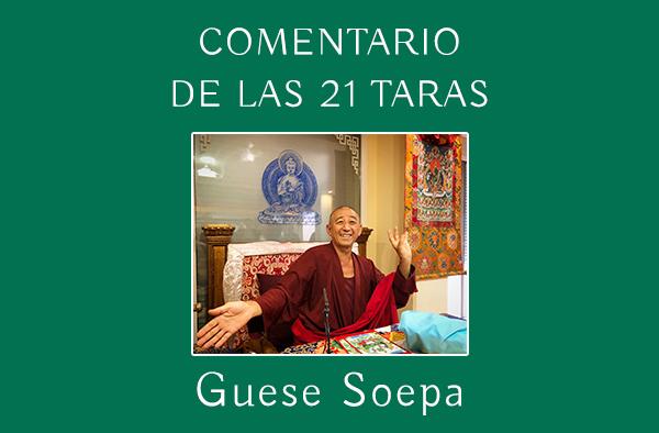 COMENTARIO DE LAS 21 TARAS