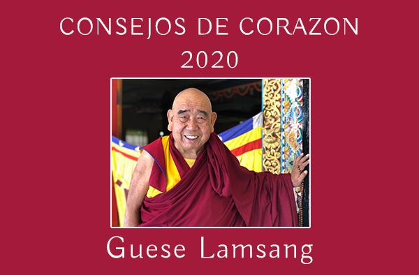CONSEJOS DE CORAZON 2020
